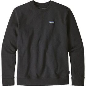 Patagonia P-6 Label Uprisal Sweat-shirt manches longues à col ras-du-cou Homme, black
